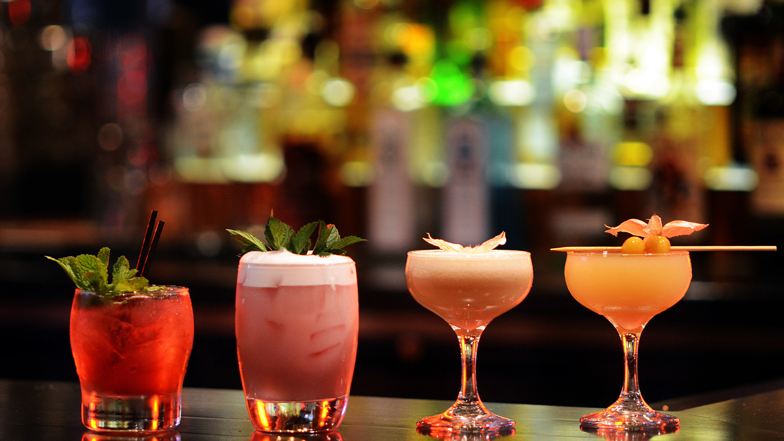 animation cocktail paris